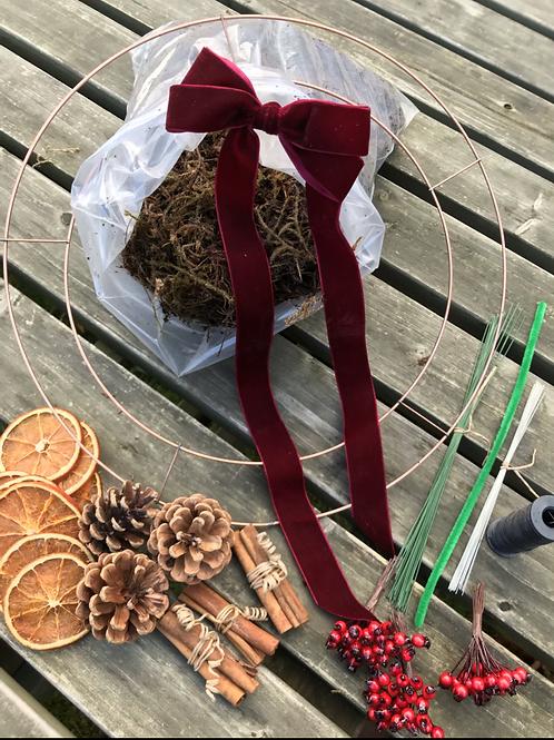 Basic DIY Wreath Kit