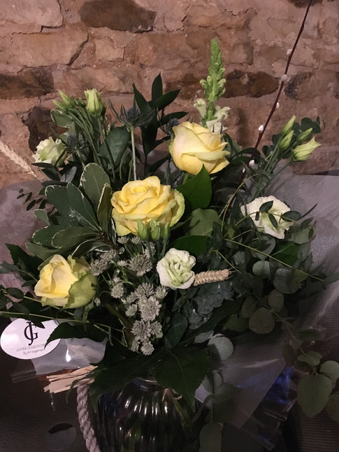 Small Hand tied bouquets delivered