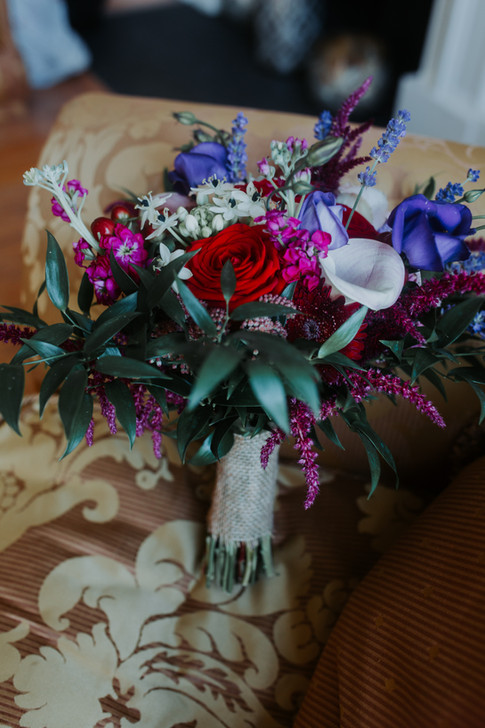 Wedding flowers Woodland theme wedding flowers