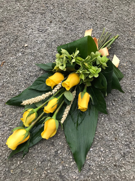 Small funeral sheaf