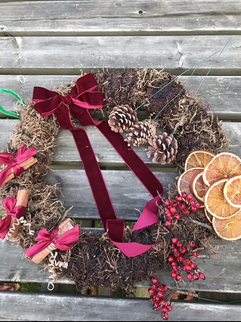 The Bells DIY Wreath Kit
