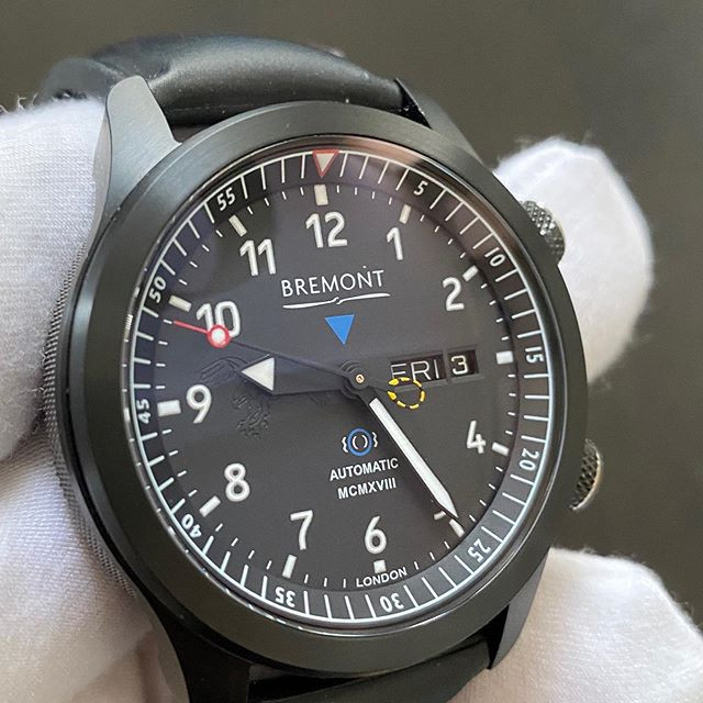 Special Edition Bremont MB II created by