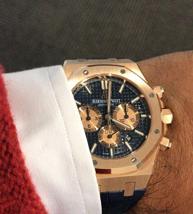 Audemars Piguet Royal Oak chronograph 41