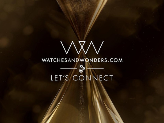 COVID-19 Forces Watches & Wonders 2020 to go Virtual