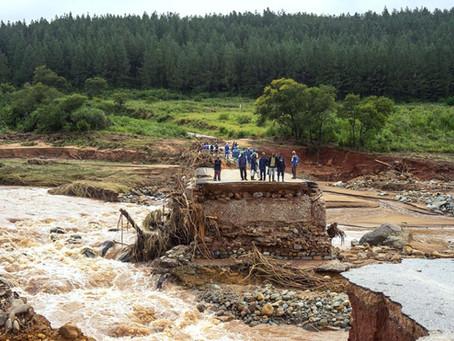 Zimbabwe's slow recovery from Idai devastation