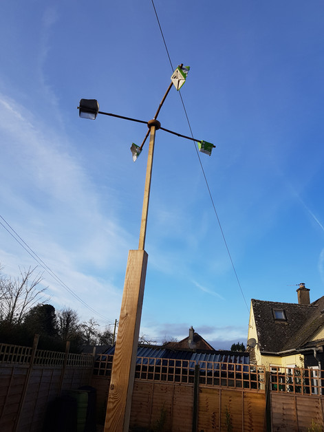 Weather station update