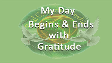 Soul Connection Psychics Weekly Affirmation