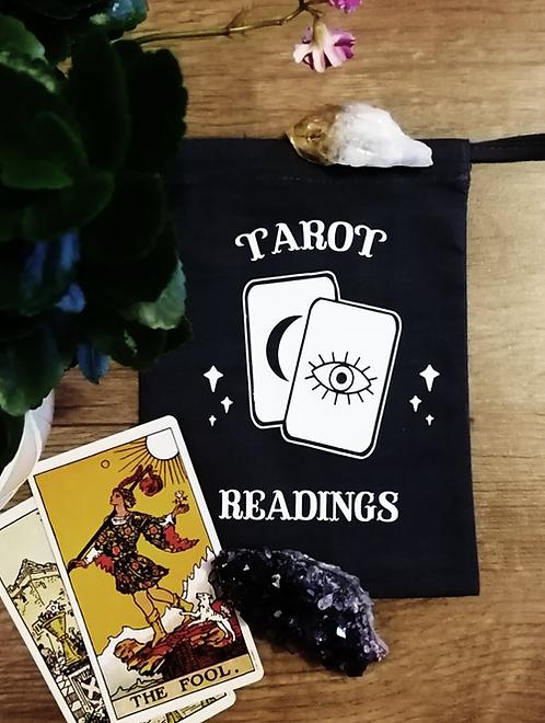 Tarot/ Angel Card Pouch Bag