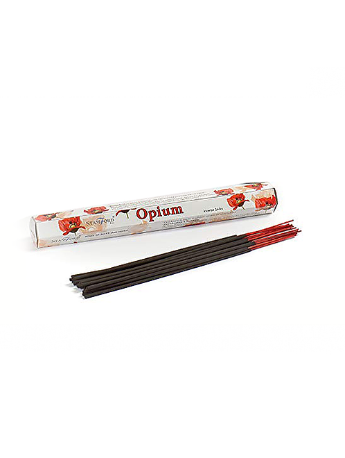 Opium Incense Sticks to create the perfect mood for relaxation and spiritual healing
