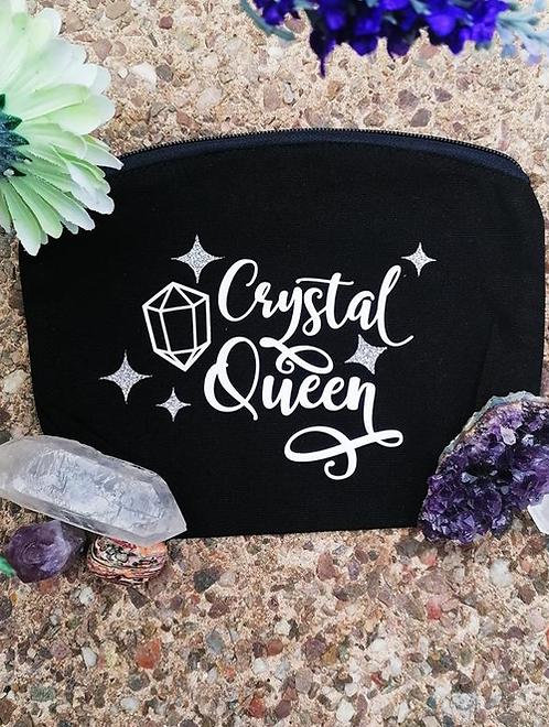 Crystal Queen Beauty Bag