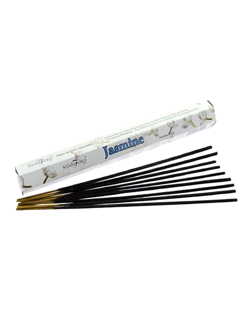 Jasmine Incense Sticks to create the perfect mood for relaxation and spiritual healing
