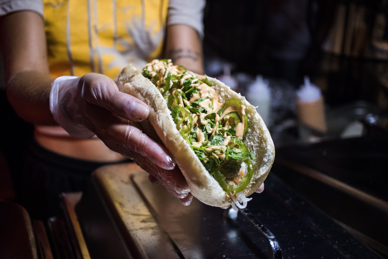 The Banh Mi Ball Sandwich