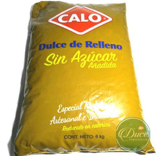 Manjar Calo Sin Azúcar, 6 Kgs.
