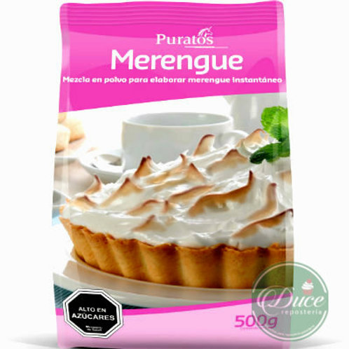 Base Merengue Puratos, 500 Grs.