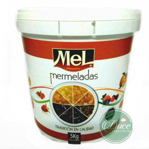 Mermelada Maracuyá 5 Kgs. Mel