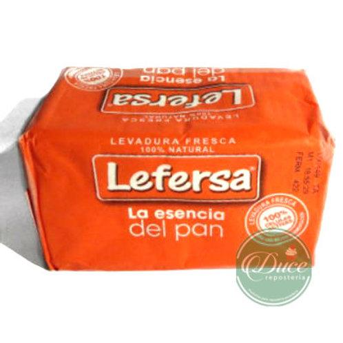 Levadura Fresca Lefersa, 500 Grs.
