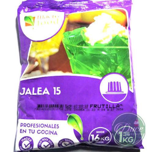 Jalea Frutilla, 15 Litros