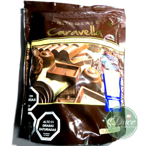 Cobertura Caravella Negro, 1 Kg.