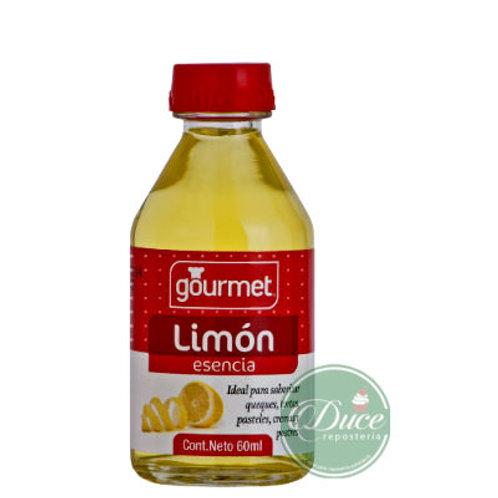 Esencia Limón 60 ml. Gourmet