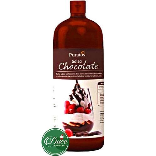 Salsa de Chocolate Puratos 1 lt
