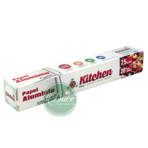 Rollo Aluminio 7,5 mts. Kitchen
