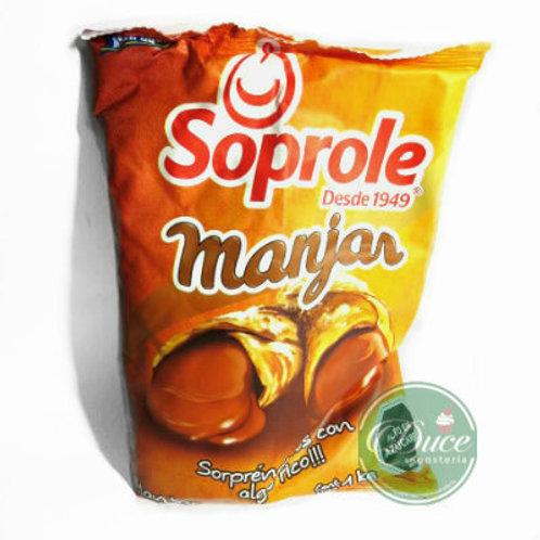 Manjar Soprole, 1 Kilo