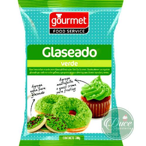 Glaseado Gourmet Verde, 500 grs.