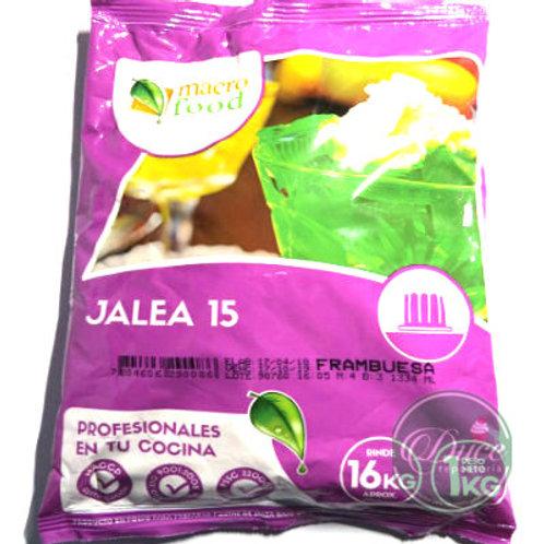 Jalea Frambuesa, 15 Litros