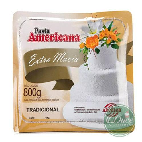 Pasta Americana Natural Arcolor, 800 Grs.