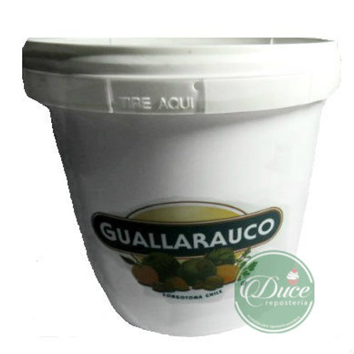 Pasta Lúcuma Guallarauco, 4,5 Kgs.