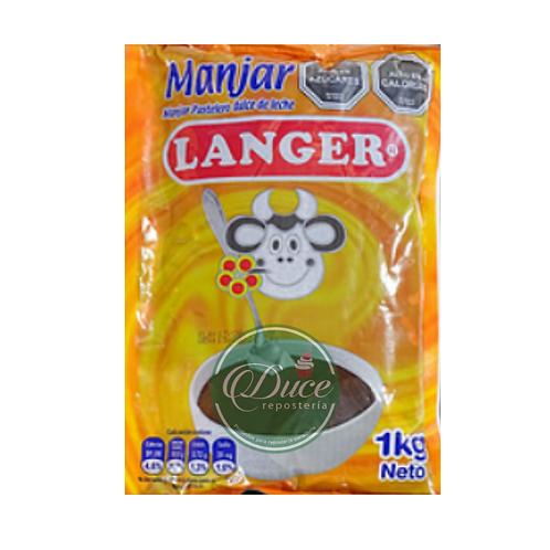 Manjar Langer, 1 Kgs.