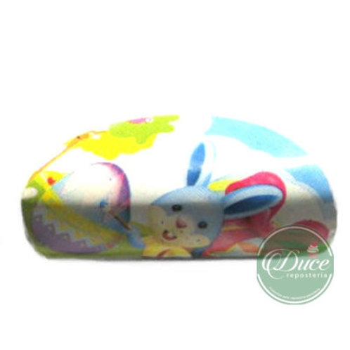 Etiqueta Conejo de Pascua