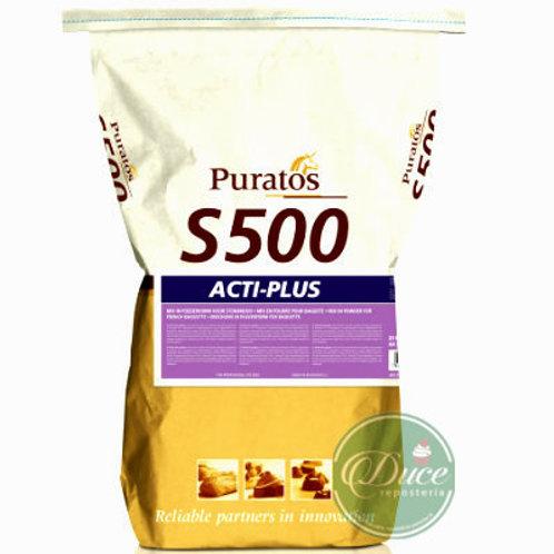 Mejorador S-500 Puratos, 500 Grs.