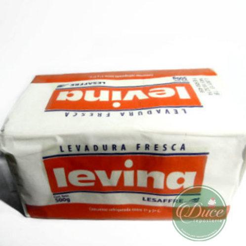 Levadura Fresca Levina, 500 Grs.