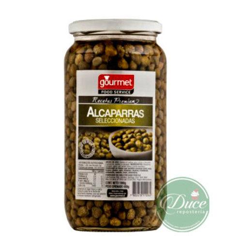 Alcaparras Gourmet, 1 Kg.