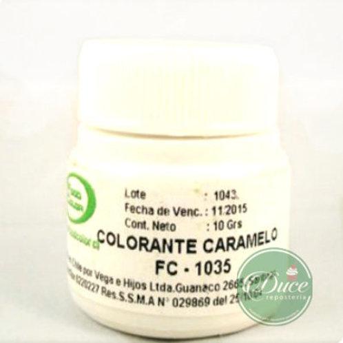 Colorante Caramelo Food Color , 10 grs.