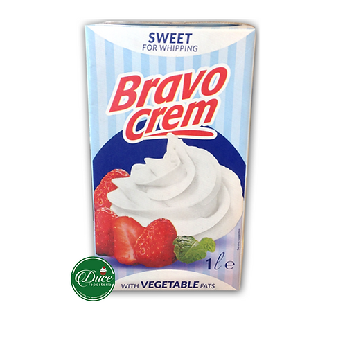 BRAVO CREM 12X1LT