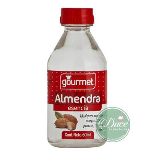 Esencia Almendra 60 ml Gourmet