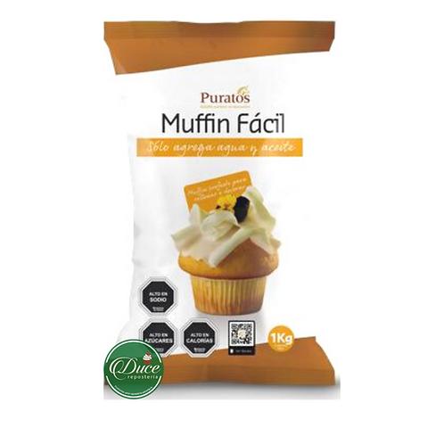 Muffin Fácil Puratos 1 kg