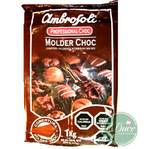 Cobertura Ambrosoli Molder Choc, 1 Kg.