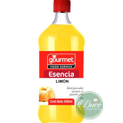 Esencia Limón 1 Lt. Gourmet