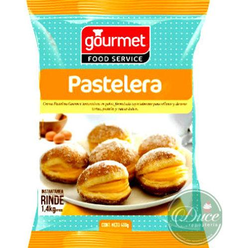 Base Crema Pastelera Gourmet, 400 Grs.