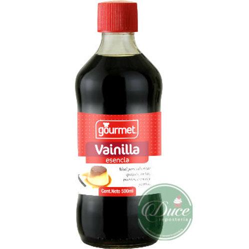 Esencia Vainilla 500 ml. Gourmet