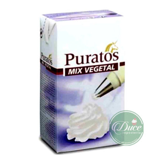 Crema Puratos Mix Vegetal, 12x1 Litro