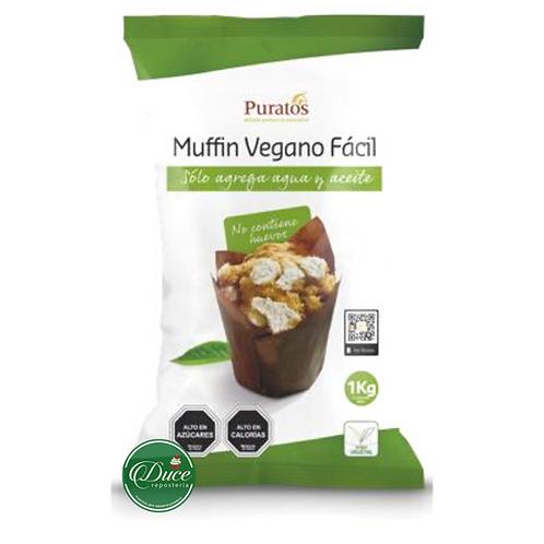Muffin Vegano Puratos 1 Kg