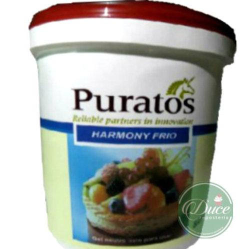 Brillo Gel Frío Harmony Puratos, 4,5 Kgs.