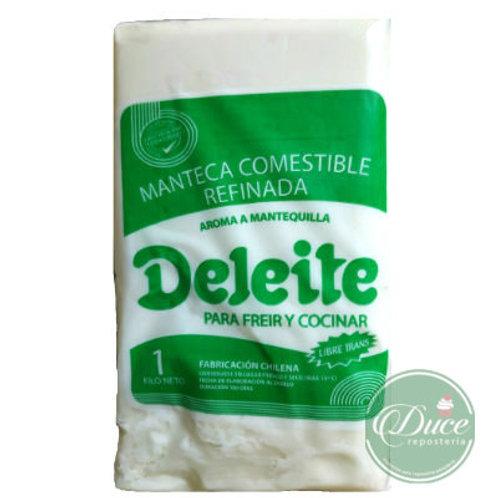 Manteca Deleite Asturias, 1 Kg.