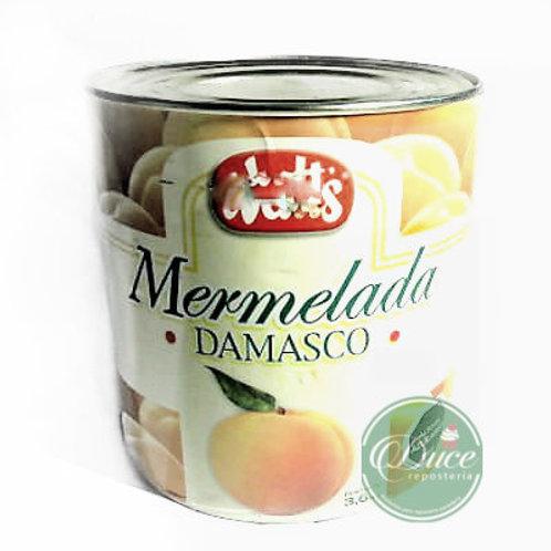 Mermelada Damasco Normal 3,6 Kilos Watts