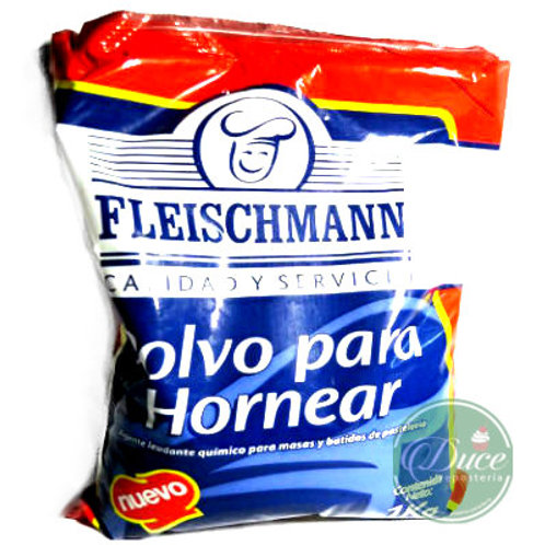 Polvo Horneo Fleishman, 1 Kg.