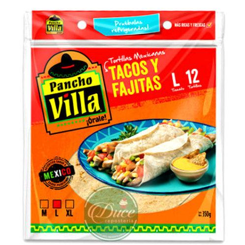 Tortilla Pancho Villa, 640 grs.